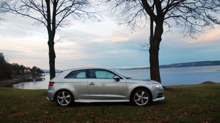 Audi-A3-2013-side (Foto: Benny Christensen)