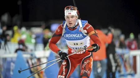 IMPONERTE: Erlend Bjøntegaard. (Foto: ANDERS WIKLUND/NTB scanpix)