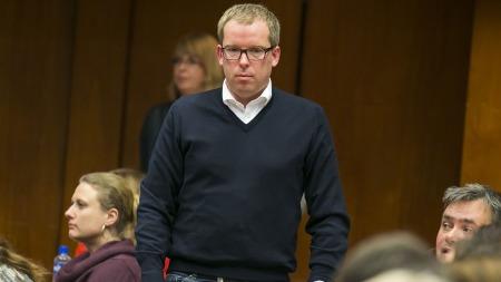 VRAKET: Aps boligpolitiske talsmann Håkon Haugli. (Foto: Scanpix)
