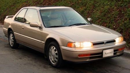 Honda Accord 1994 modell er den bilmodellen som ble mest stjålet i USA i fjor. Illustrasjonsbilde.
