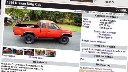 Nissan-King-Cab (Foto: Faksimile AutoDB)