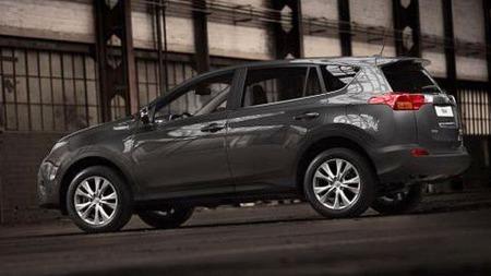 Her er den avslørt - noen timer før den offisielle debuten. Neste generasjon Toyota RAV4 kommer til Norge i 2013.