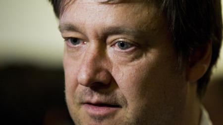 TALSMANN: Den profilerte forsvarsadvokaten John Christian Elden er blitt hyret som talsmann av  den sex-skandaliserte Arbeiderparti-toppen Roger Ingebrigtsen. (Foto: Vegard Grøtt / NTB Scanpix)