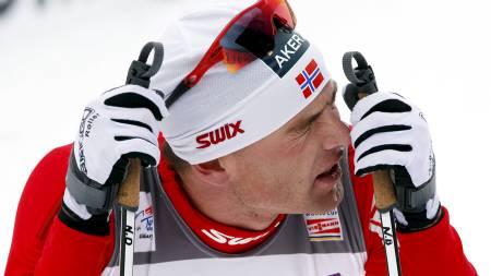 Niklas Dyrhaug (Foto: Åserud, Lise/NTB scanpix)