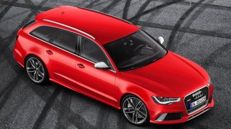 Stasjonsvogner blir ikke mye heftigere enn dette. Sommeren 2013 er Audi RS 6 Avant på plass i Norge.