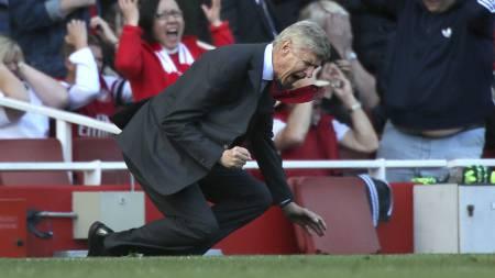 Arsene Wenger, 29. september 2012 (Foto: Nick Potts/Pa Photos)
