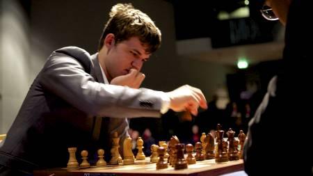 Magnus Carlsen (Foto: Rakke, Morten/NTB scanpix)