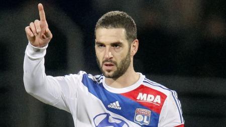 Lisandro er tilbake for Lyon i kveldens Ligue 1-kamp hjemme mot Lille (Foto: ROBERT PRATTA, ©RP//mel)