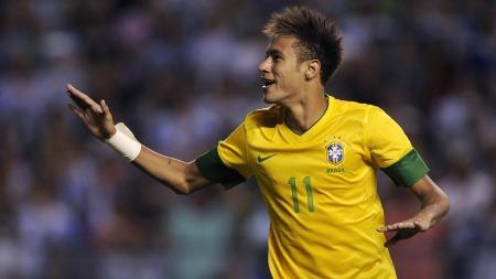 Neymar (Foto: ALEJANDRO PAGNI, ©ap/tc)