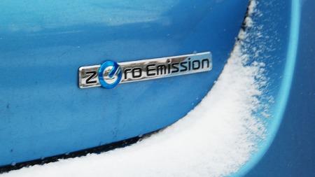 Null utslipp - det er det store salgsargumentet til Nissan Leaf.