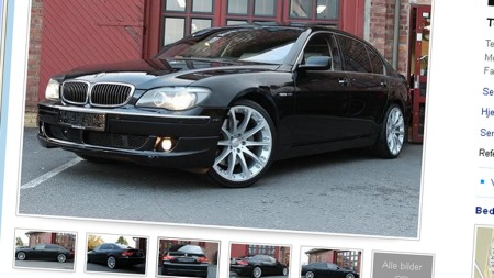 7-serie Limo