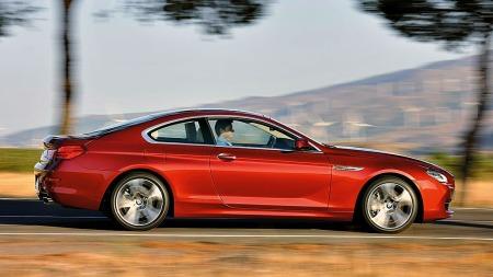 BMW 6-serie er lekker og kjøreglad