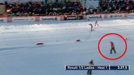 Juks (Foto: Bilde med tillatelse fra NRK)
