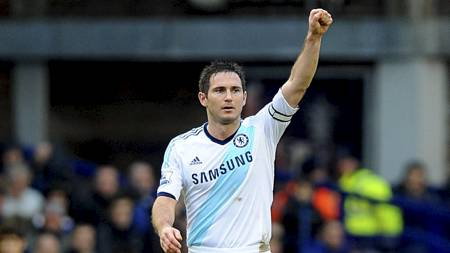 Frank Lampard, Chelsea. (Foto: Martin   Rickett/Pa Photos)