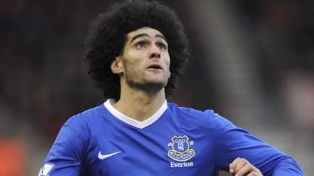 Marouane Fellaini, Everton (Foto: Joe Giddens/Pa Photos)