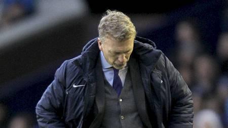 David Moyes mot Chelsea (Foto: John   Walton/Pa Photos)