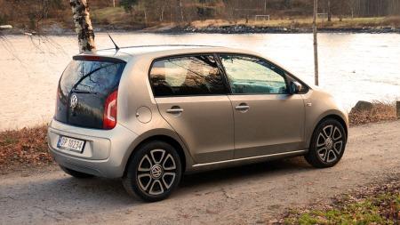VW-UP-bakfra (Foto: Benny Christensen)