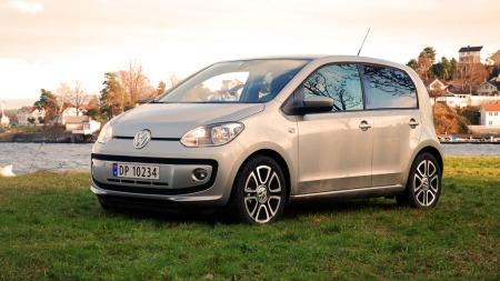 VW-UP-forfra01 (Foto: Benny Christensen)