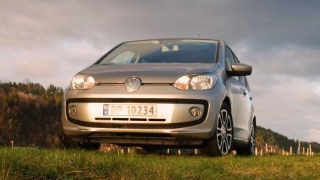 VW-UP-forfra (Foto: Benny Christensen)