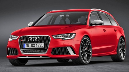 Audi RS6 er noe av det heftigste som ruller på fire hjul. Til sommeren kommer den til Norge.