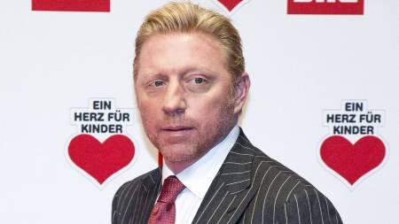 Becker   (Foto: Braastad, Audun/NTB scanpix)