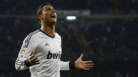 Cristiano Ronaldo (Foto: JUAN MEDINA/Reuters)