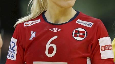 NUMMER TO I EM: Og nummer to i kåringen av verdens beste håndballspiller. (Foto: Larsen, Håkon Mosvold/NTB scanpix)
