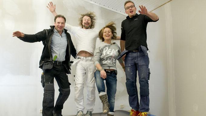 Andreas Nygaard, Einar Nilsson, Kjersti Bergesen og Gunnar Fjellestad. (Foto: Marit Hommedal,/NTB Scanpix)