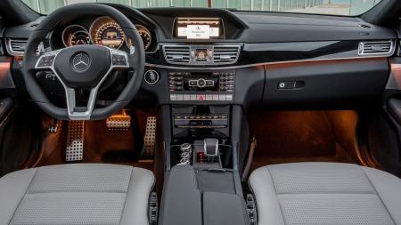 E63 AMG interiør 2