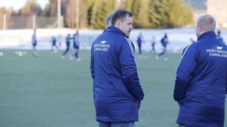 TILBAKE: Kjetil Rekdal er tilbake som Vålerenga-trener. (Foto: Poppe, Cornelius/NTB scanpix)