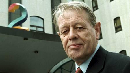 TOK OVER: Kåre Valebrokk tok over som TV 2-sjef i 1999. (Foto: Marit Hommedal/NTB scanpix)