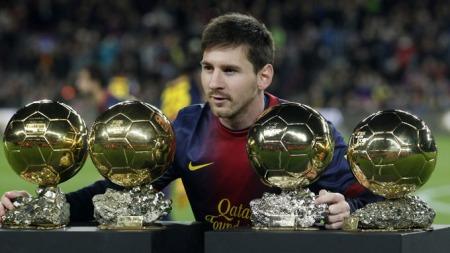 Messi (Foto: SCANPIX)