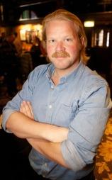 Anders Baasmo Christiansen har boltret seg i mye sex i sesong 1 og 2 av Dag, men i tredje sesong blir det litt roligere for karakterern Bendikt.  (Foto: Alex Iversen)