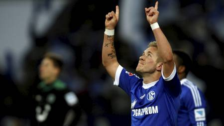 Holtby (Foto: INA FASSBENDER/Reuters)