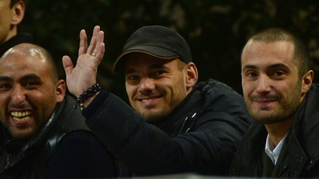 Sneijder (Foto: SCANPIX)