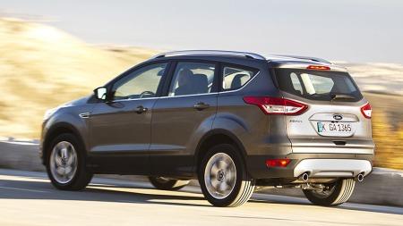 Andre generasjon Ford Kuga løfter seg på flere områder i forhold til den første, det vil overraske oss stort om dette ikke blir en av de absolute bestselgerne i klassen.