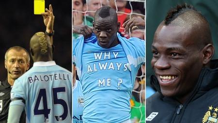 I VINDEN: Hat han eller elsk han, men alle har en mening om Mario Balotelli.
