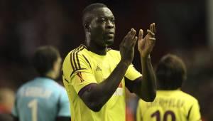 TIL QPR: Christopher Samba skal redde London-klubben fra nedrykk (Foto: John Walton/Pa Photos)