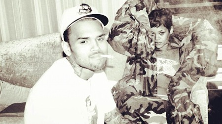 Trøbbel: Mange har sterke meninger om Chris Brown og Rihannas forhold.  (Foto: PLANET PHOTOS, ©PLANET PHOTOS)