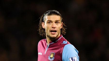 Andy Carroll må stå over for West Ham (Foto: Scanpix)