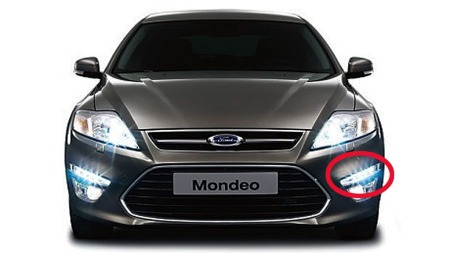 Led lys bil regler