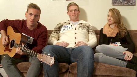 Idol-trioen som ga dommerne gåsehud (Foto: TV 2)
