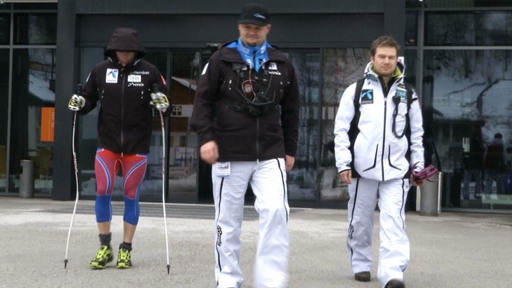 Kjetil Jansrud Pictures Kjetil Jansrud Sykehuset i