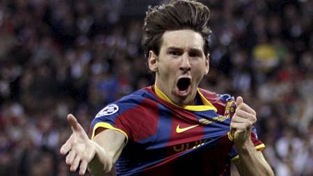 Lionel Messi. (Foto: Nick Potts/Pa Photos)