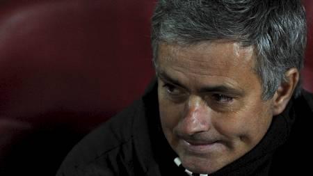 THE SPECIAL ONE: Jose Mourinho har hatt suksess i samtlige klubber han har vært innom. (Foto: Jorge Guerrero/Afp)
