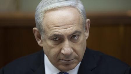 Benjamin Netanyahu (Foto: POOL, ©us/kk/DH)