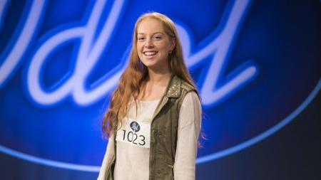 Elise F. Karlsmoen  (Foto: Thomas Reisæter/TV 2)