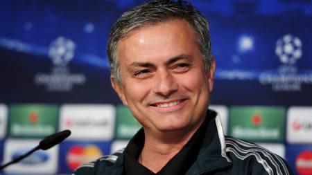 Mourinho (Foto: Adam Davy/Pa Photos)