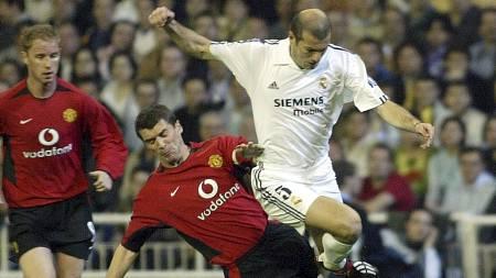Zidane (Foto: STR/AP)