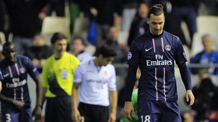 Zlatan Ibrahimovic (Foto: SCANPIX)